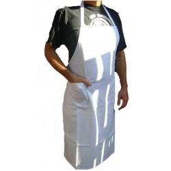 Delantal carnicero/ gastronómico Gabardina con bolsillo