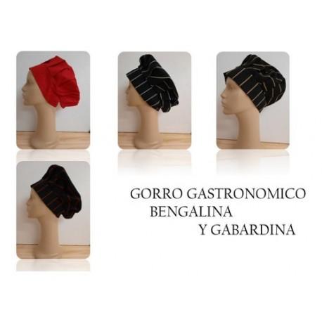 GORRO GASTRONOMICO BENGALINA - HONGO